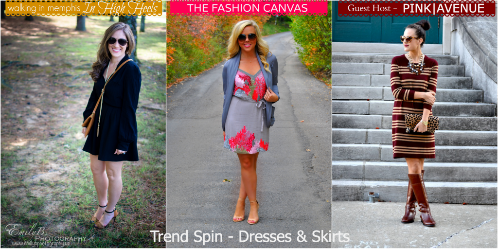 TrendSpin-DressCollage