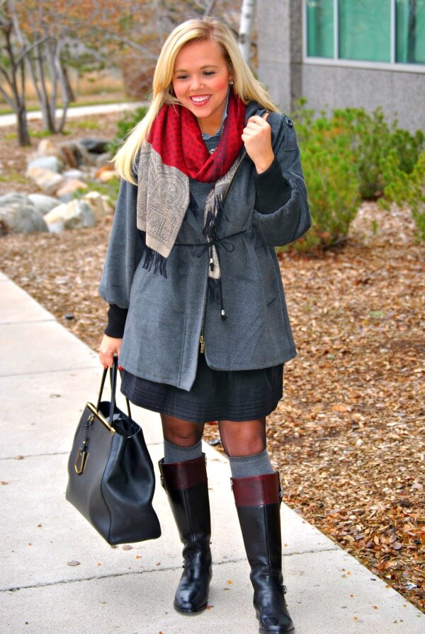 Preppy Equestrian An Ariat Boot Giveaway The Fashion