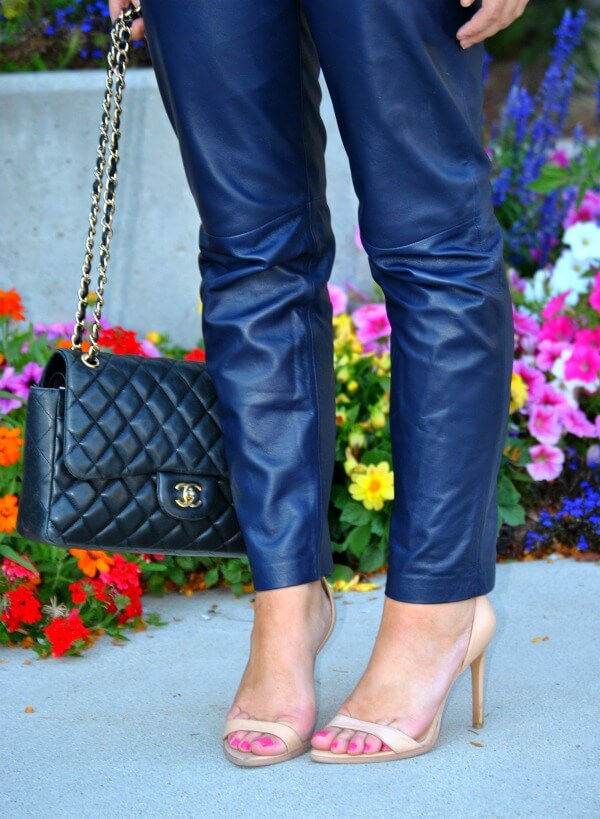 halogen_navy_leather_pants