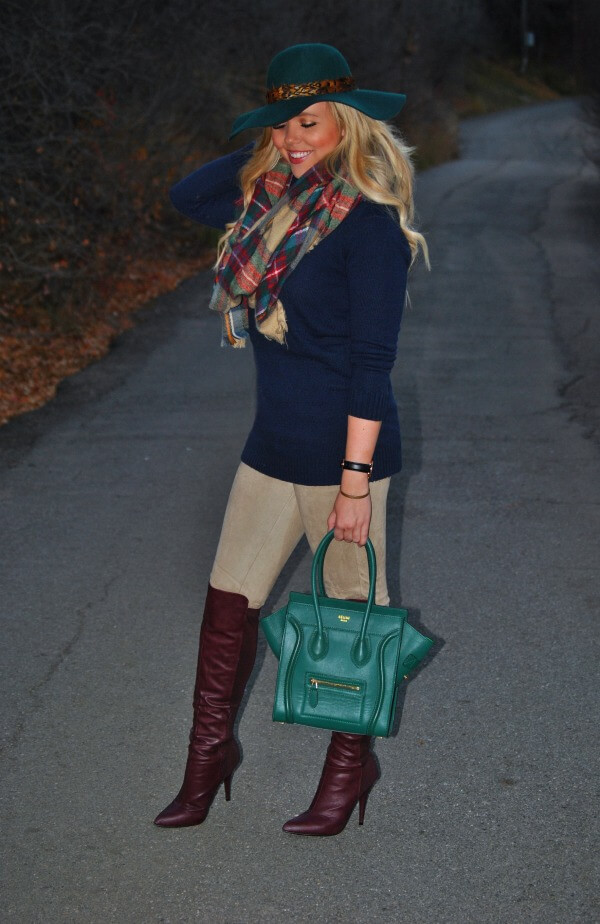 celine_green_handbag