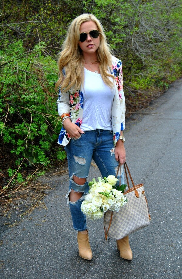 florals-zara-ripped-jeans
