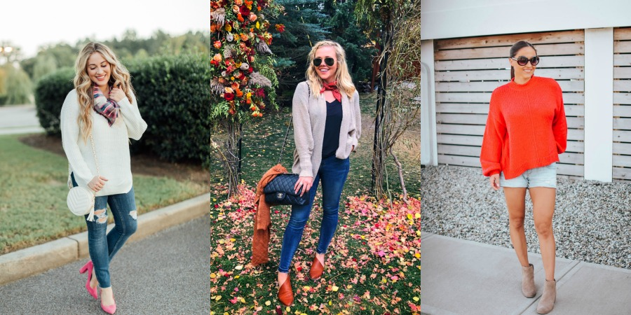 Fall Sweaters and Vests featured by top fashion blog, Walking in Memphis in High Heels: Trend Spin Linkup