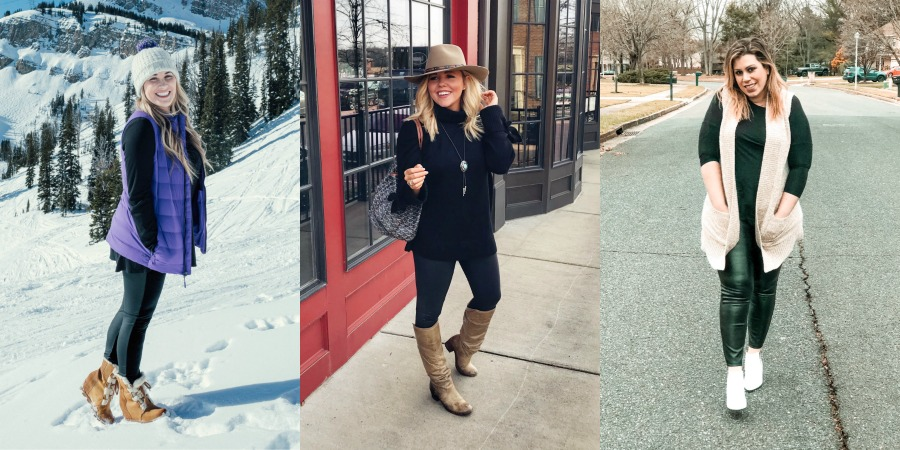 Yummie leggings featured by top US fashion blog, Walking in Memphis in High Heels